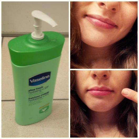 Maybelline SUPERSTAY 24® COLOR @splattershare remove lipstick with Vaseline!