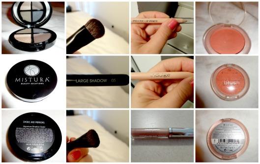 Super Simple Smokey Eye Makeup @splattershare
