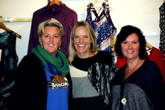 Julia Grieve, Kate and Karen