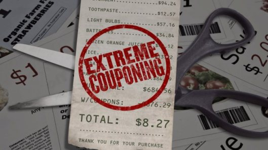 extreme couponning