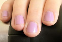 L'oreal nail polish @splattershare