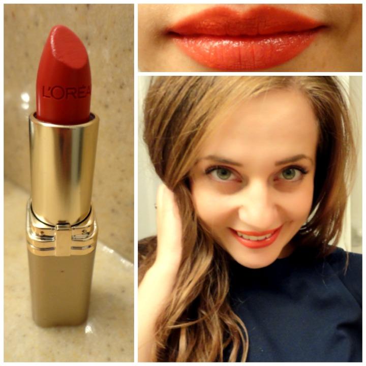 Loreal lipstick @splattershare