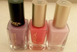 L'oreal nail polish @splattershare